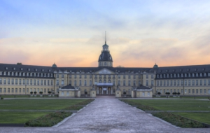 Karlsruhe Palace Wallpapers HD