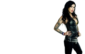 Kat Von D HD Background