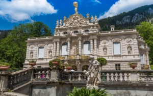 Linderhof Palace High Definition