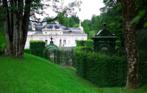 Linderhof Palace High Quality Wallpapers