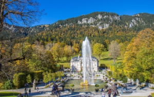 Linderhof Palace Wallpapers HD