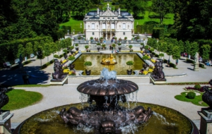 Linderhof Palace Wallpapers HQ