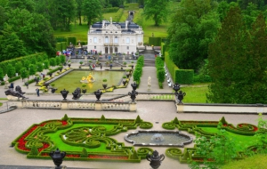 Linderhof Palace Full HD