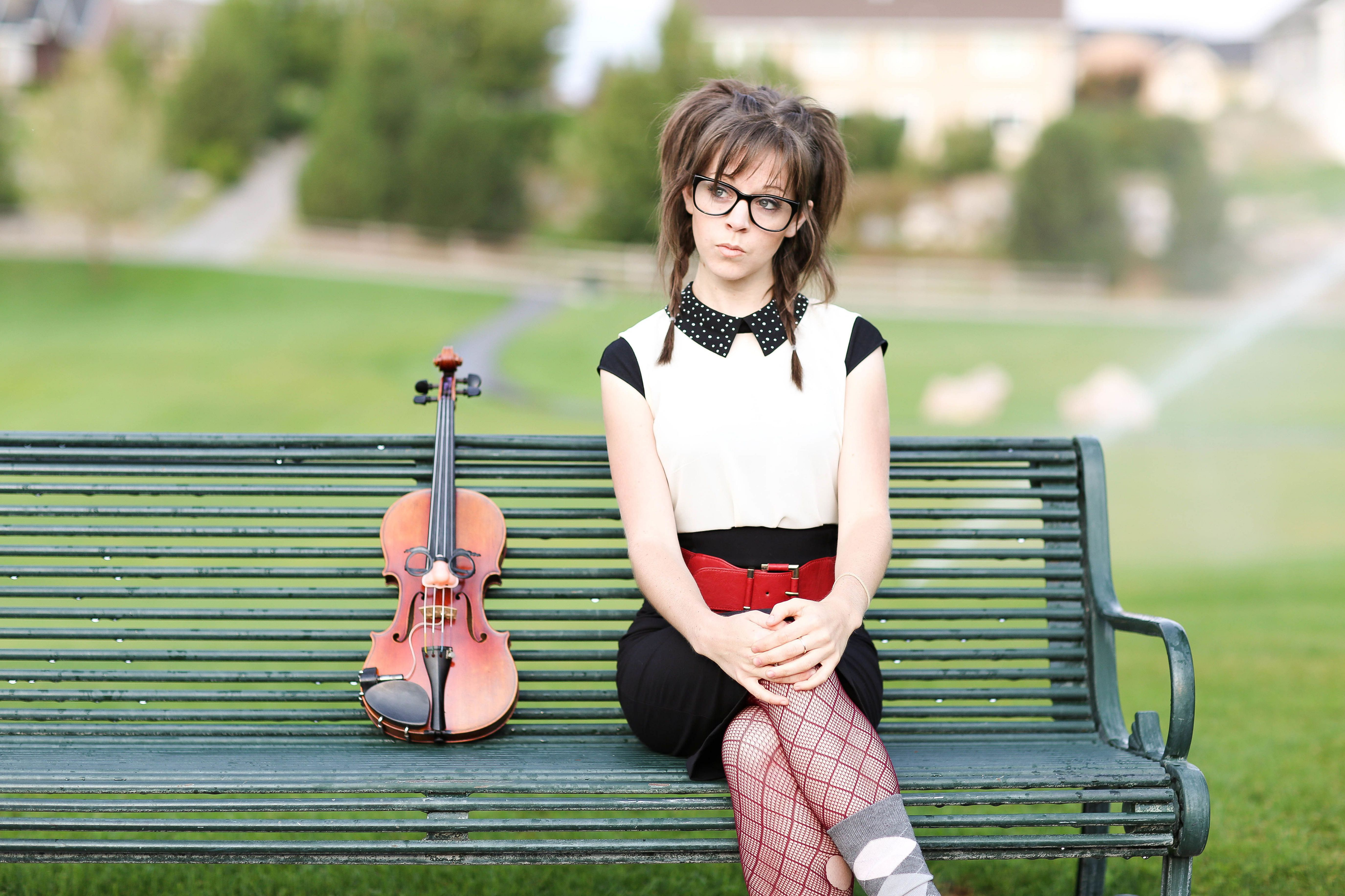 lindsey stirling wallpapers backgrounds