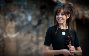 Lindsey Stirling HD Background