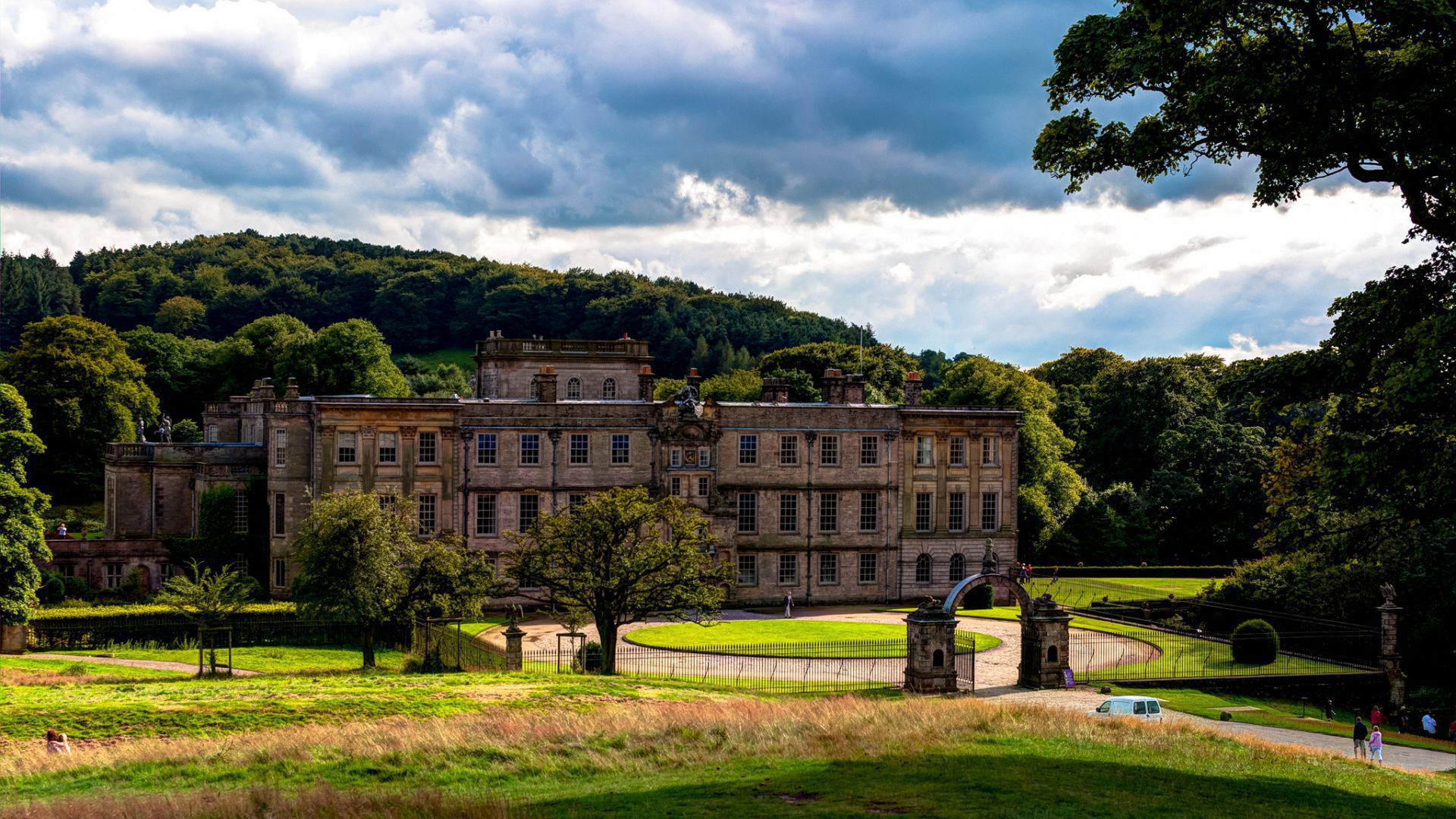Lyme Park Wallpapers B...