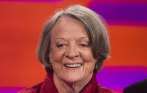Maggie Smith 4K