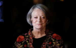 Maggie Smith HD Background