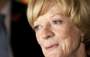 Maggie Smith HD Wallpaper