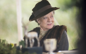 Maggie Smith Widescreen