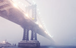 Manhattan Bridge HD Desktop