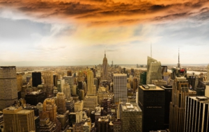Manhattan HD Wallpaper