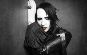 Marilyn Manson HD Background