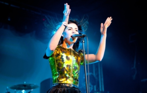 Marina Lambrini Diamandis Photos