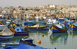 Marsaxlokk HD Wallpaper