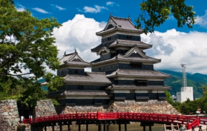 Matsumoto Castle Background