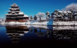 Matsumoto Castle Wallpapers HD