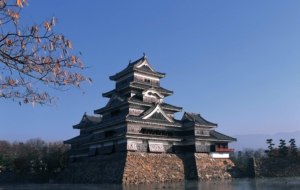 Matsumoto Castle Widescreen