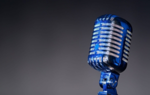 Microphone HD Desktop