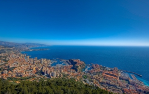Monaco Background