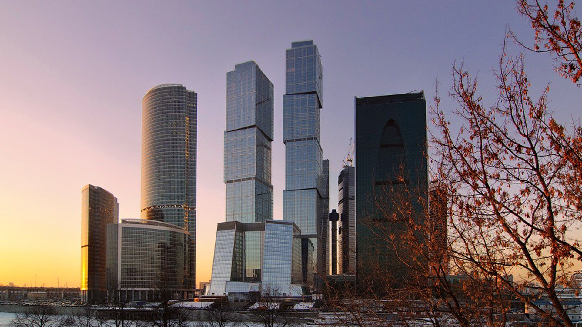 Moscow Wallpapers Backgrounds