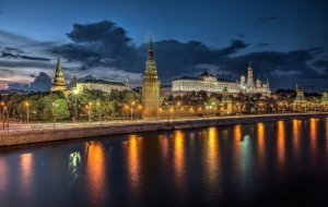 Moscow For Desktop