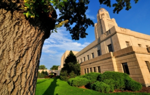 Nebraska State Capitol HD Wallpaper