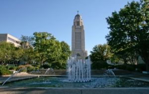 Nebraska State Capitol Photos
