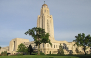 Nebraska State Capitol Wallpaper