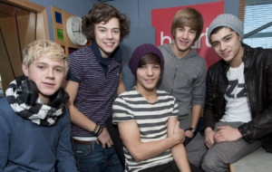 One Direction Widescreen