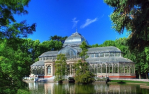 Palacio De Cristal Wallpapers