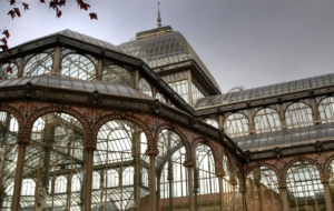 Palacio De Cristal Wallpapers And Backgrounds