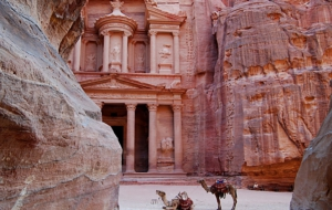 Petra Background