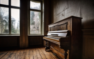 Piano For Desktop Background