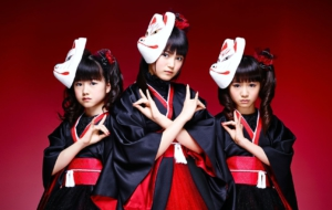 Pictures Of Babymetal