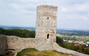 Pictures Of Checiny Castle
