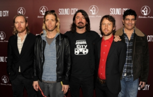 Pictures Of Foo Fighters