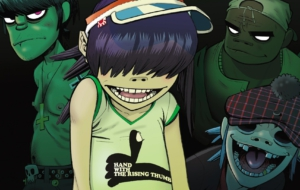 Pictures Of Gorillaz