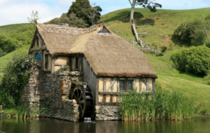 Pictures Of Hobbiton