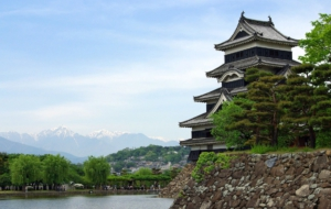 Pictures Of Matsumoto Castle