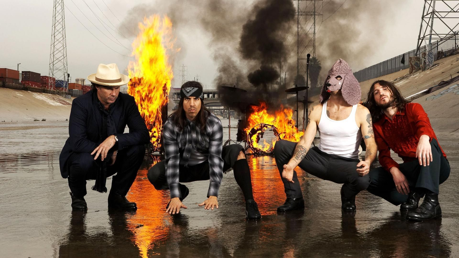 Red Hot Chili Peppers Wallpapers Backgrounds