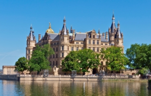 Pictures Of Schwerin Palace