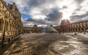 Pictures Of The Louvre