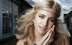 Pixie Lott HD Background
