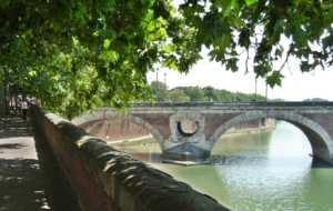 Pont Neuf, Toulouse Computer Wallpaper
