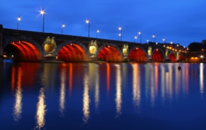 Pont Neuf, Toulouse For Desktop