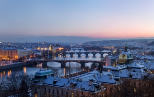 Prague For Desktop