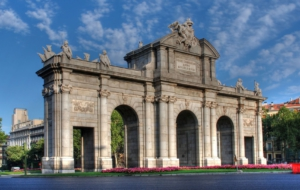 Puerta De Alcalá Download Free Backgrounds HD