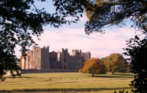 Raby Castle Desktop Images