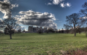 Raby Castle HD Desktop